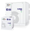 Nuova gamma FLEMING da 2,2 a 7,5 kW: compressori rotativi Oil-Free Scroll